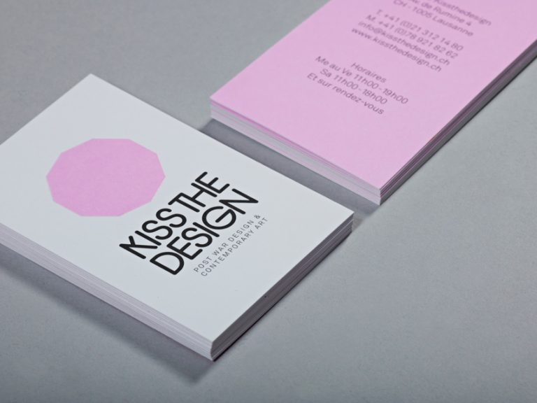 Kiss the Design / A3 Studio