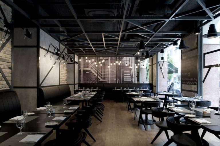 KNRDY Restaurant / Suto Interior Architects