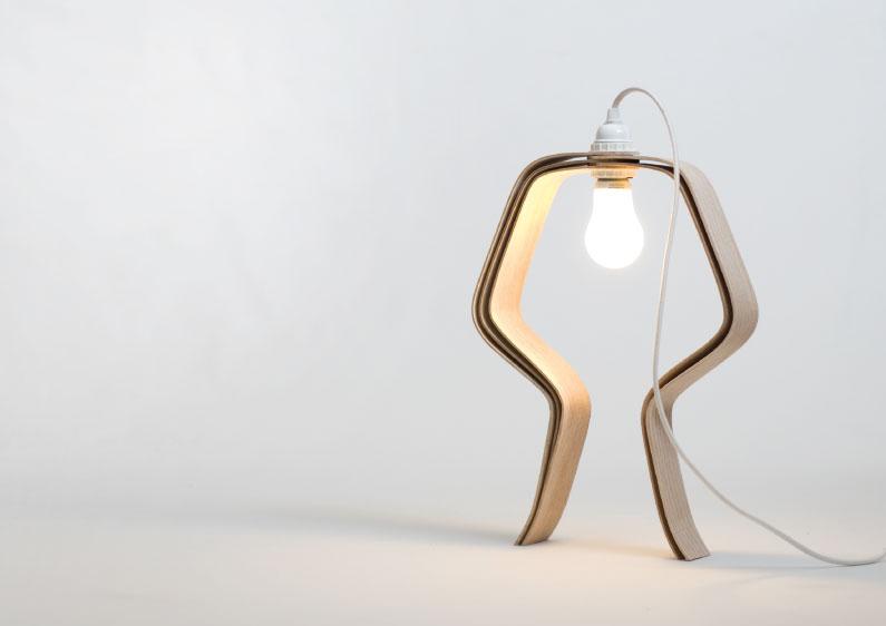 design d'objet, lampe design, lampe, luminaire, lampe d'appoint