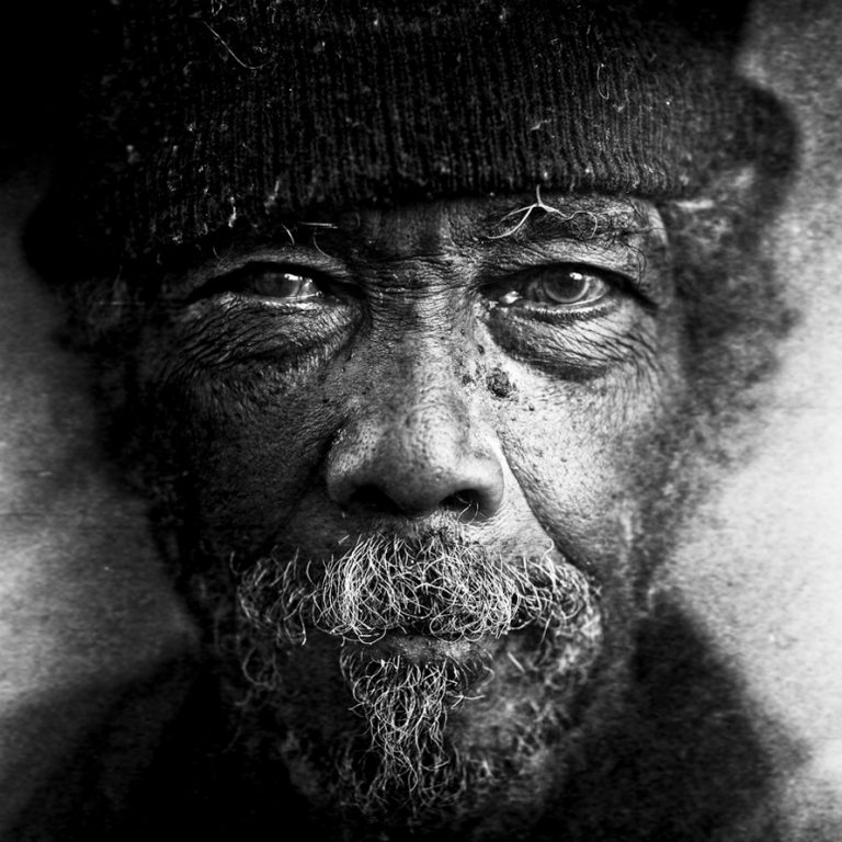 Sans-abri / Lee Jeffries