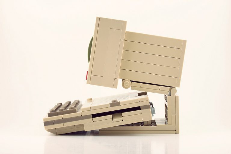Lego Evolution / Chris McVeigh