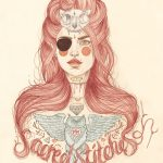 Tattooed / Liz Clements