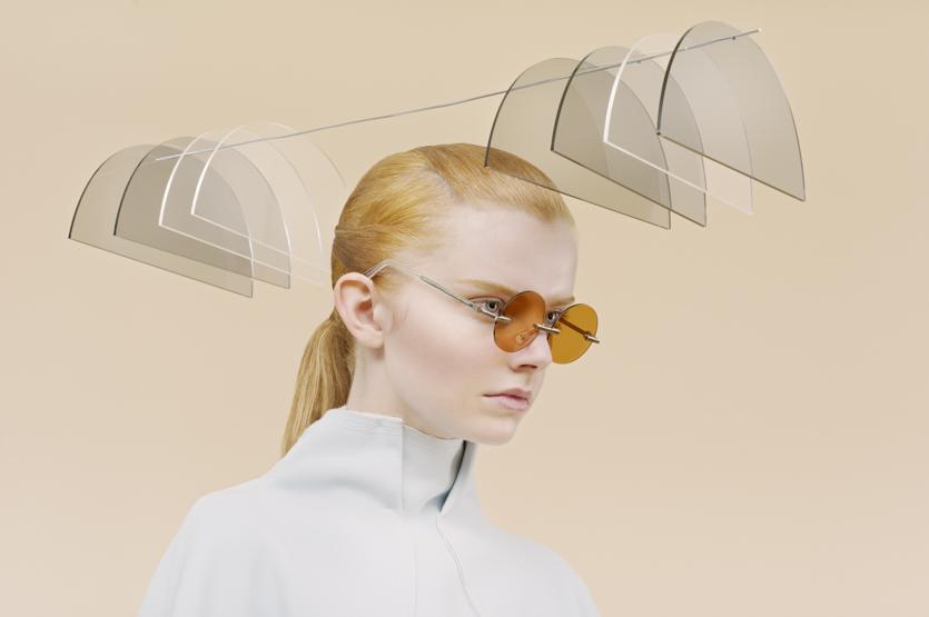 Percy Lau Sunglasses / Madame Peripetie (2)
