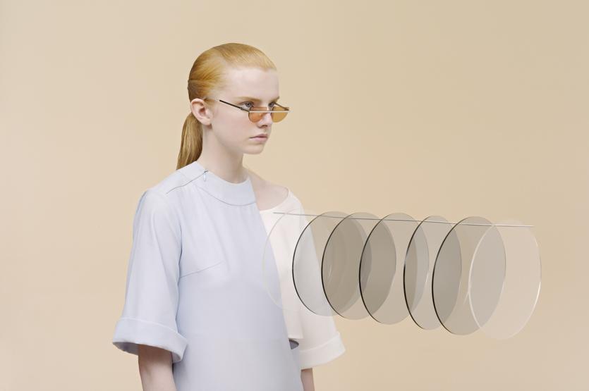 Percy Lau Sunglasses / Madame Peripetie (1)