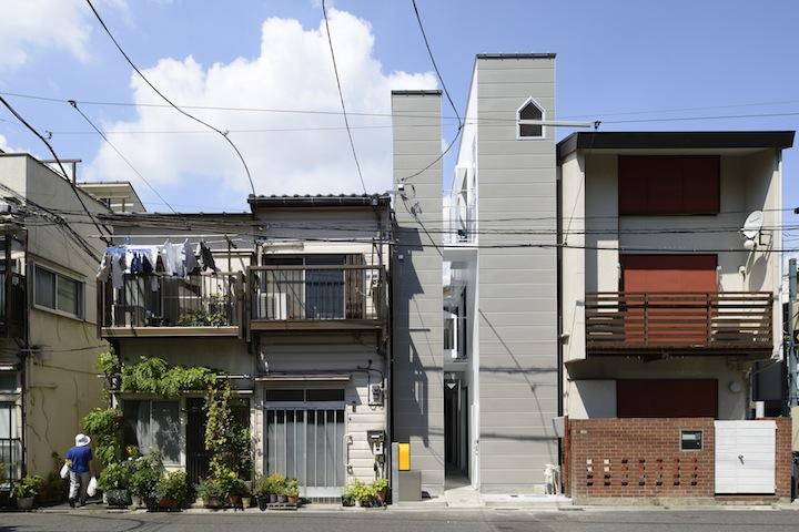 Maison à Bunkyo-Ku / Ondesign