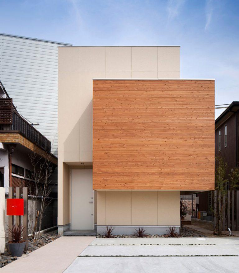 Maison a Kyobate / Horibe Naoko Architect