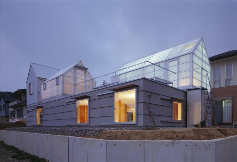 Maison a Yamasaki / Tato Architects