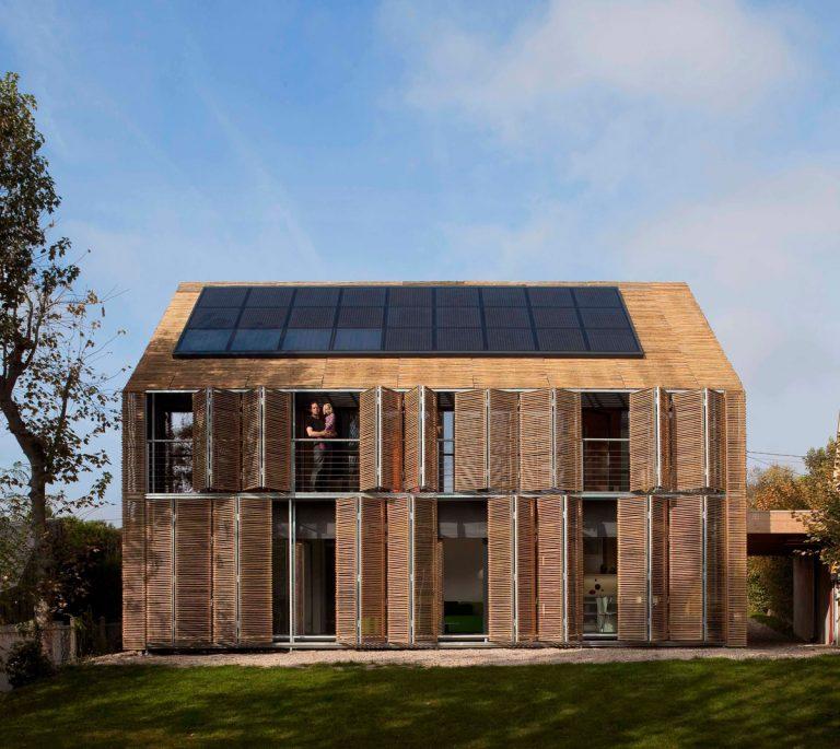 Maison Bessancourt / Karawitz Architecture