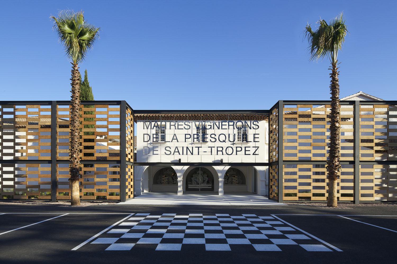 Maitres Vignerons - Saint Tropez / Vincent Coste Architecture (23)
