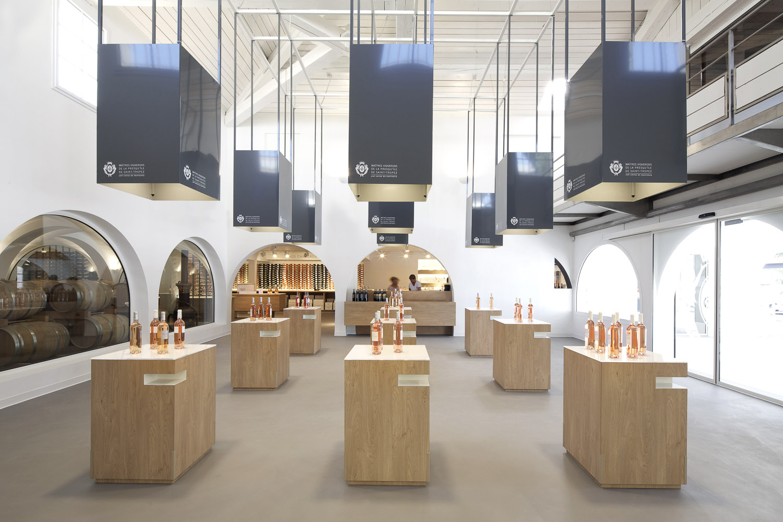 Maitres Vignerons - Saint Tropez / Vincent Coste Architecture (10)