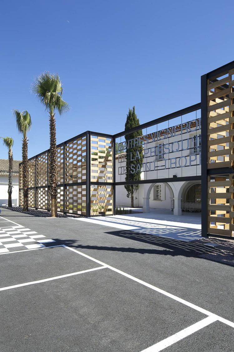 Maitres Vignerons - Saint Tropez / Vincent Coste Architecture (15)