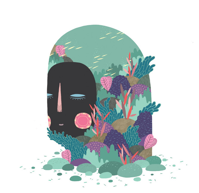 Illustration / Marina Muun