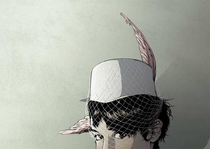 Illustration / Mathew Woodson