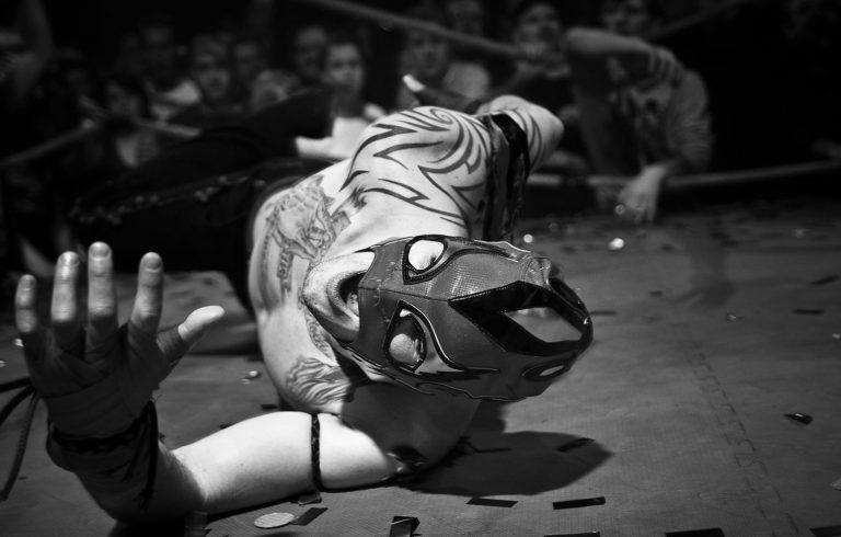Wrestling Bash / Mats Kubiak
