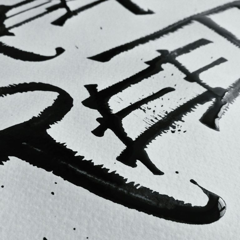 Hand-Lettering / Max Pirsky