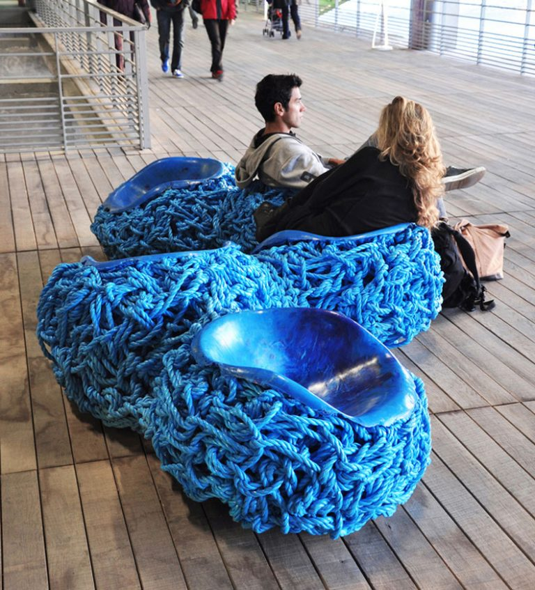 Meltdown Chairs / Tom Price