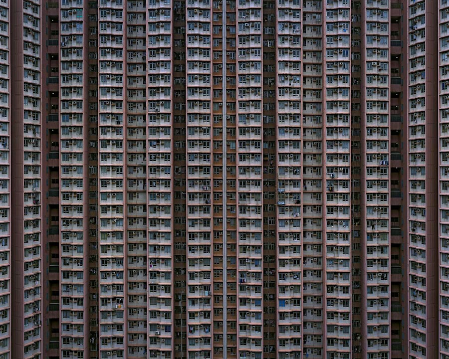 michael wolf architecture of density