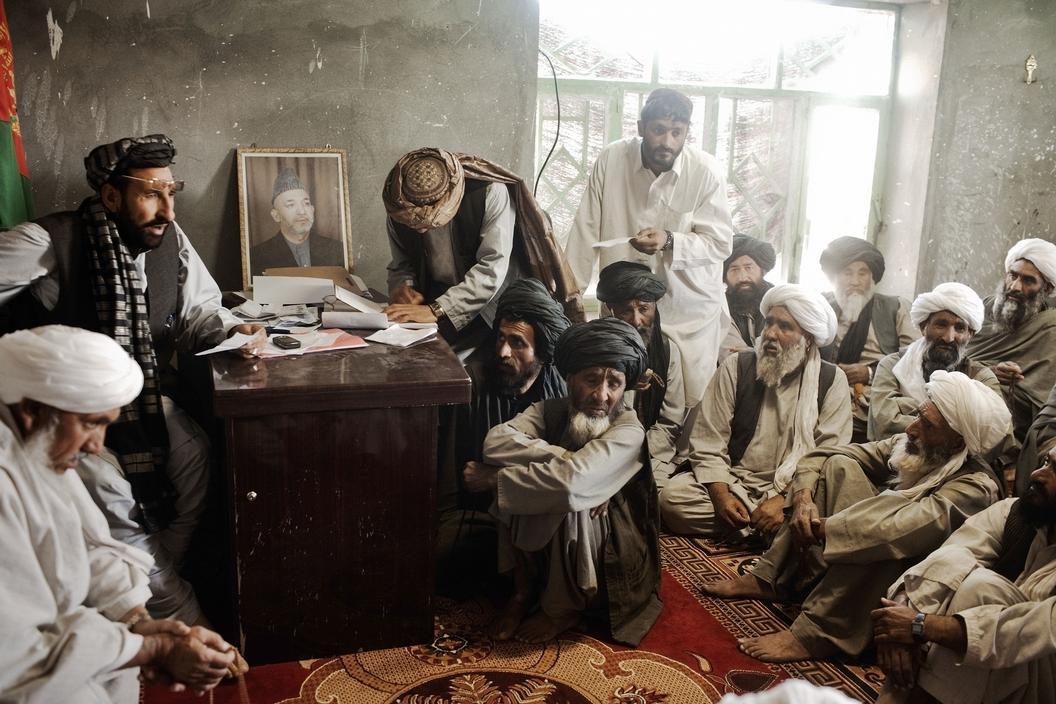 moises saman afghanistan