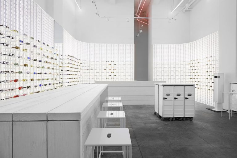 Mykita Shop New York / Mykita