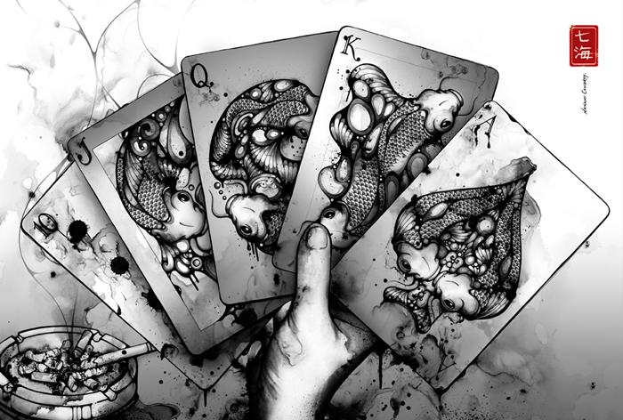 Illustration / Nanami Cowdrow