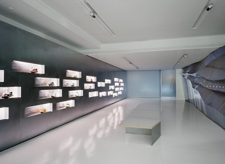 Nike Genealogy of Speed / Lynch Eisinger Design