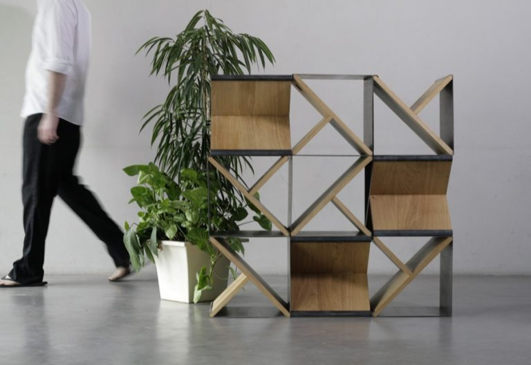 Steel Stool / Noon Studio