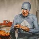 Not So Perfect Super Hero / Andreas Englund