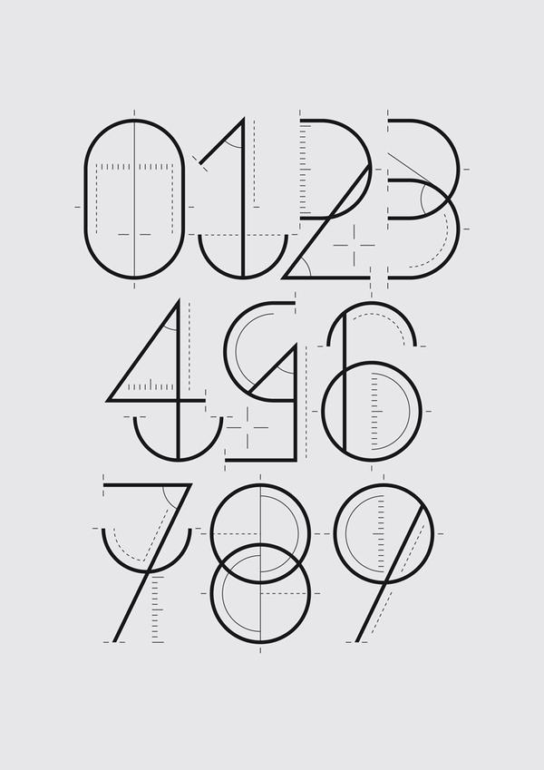 Numerografia / Wete