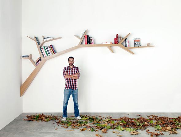 Bibliothèque branche /Olivier Dollé