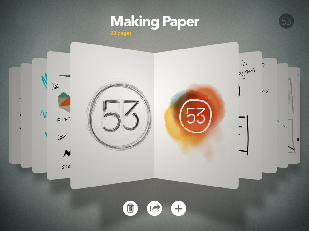 Paper / FiftyThree