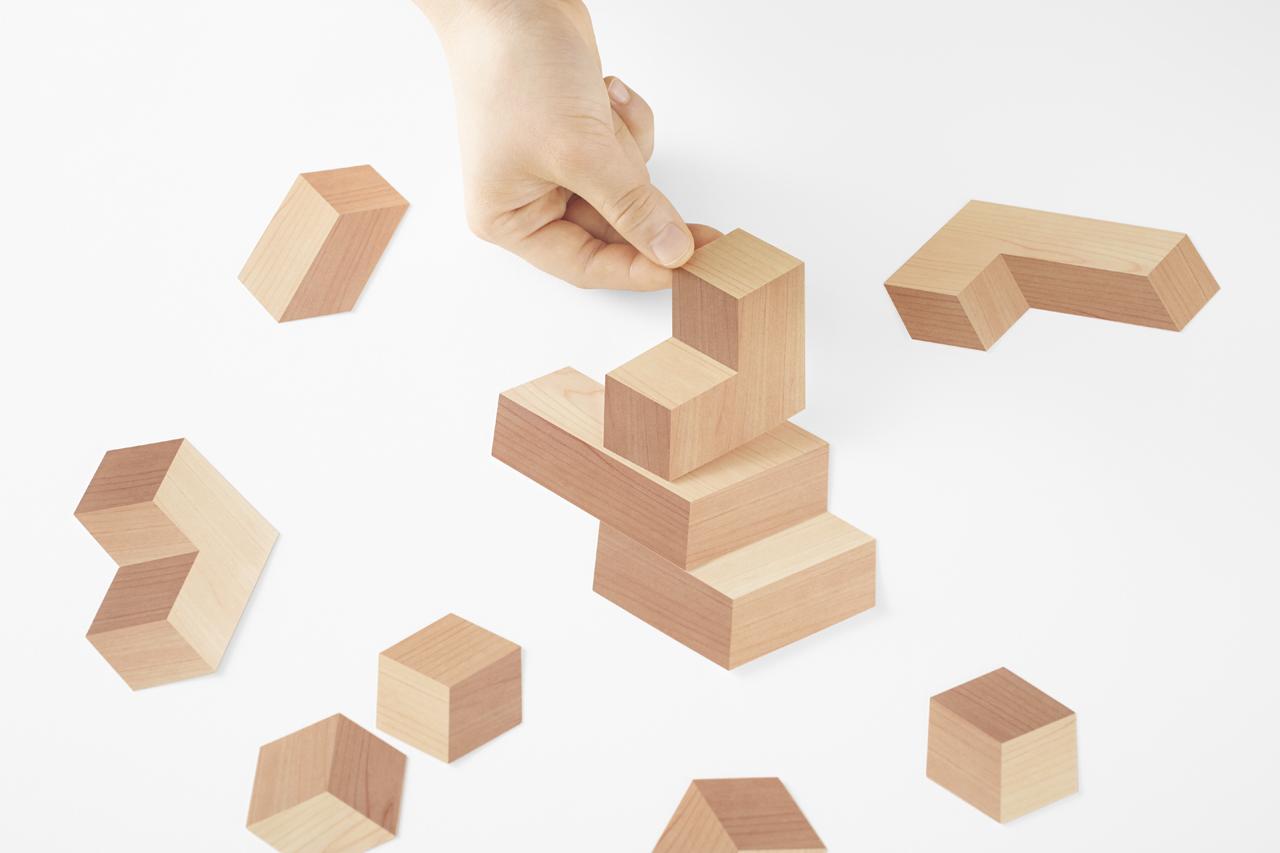 Paper Brick / Nendo