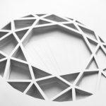 Geometry Papercut / Elena Mir