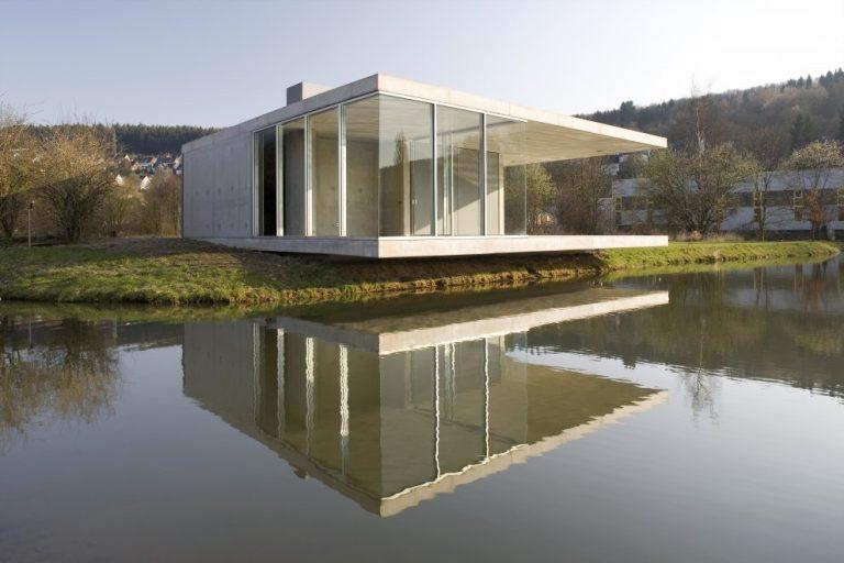 Pavillon Siegen / Ian Shaw Architekten