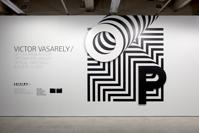 Victor Vasarely / Werklig (11)