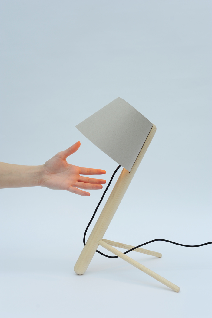 Pine Lamp / Made By Who