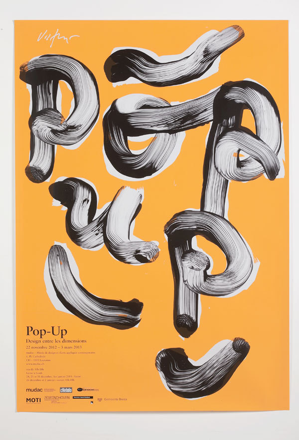 Pop Up / James Victore