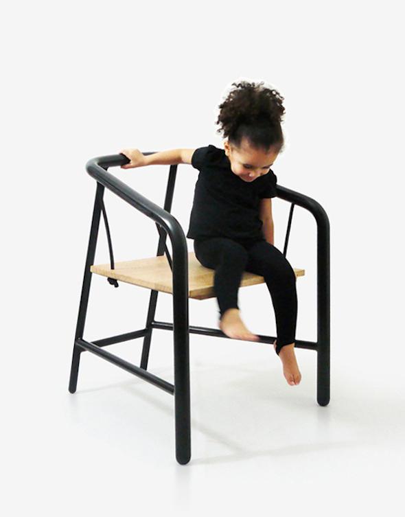 Portique Arm Chair / Florent Coirier