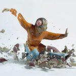 Porzellanfiguren / Martin Klimas