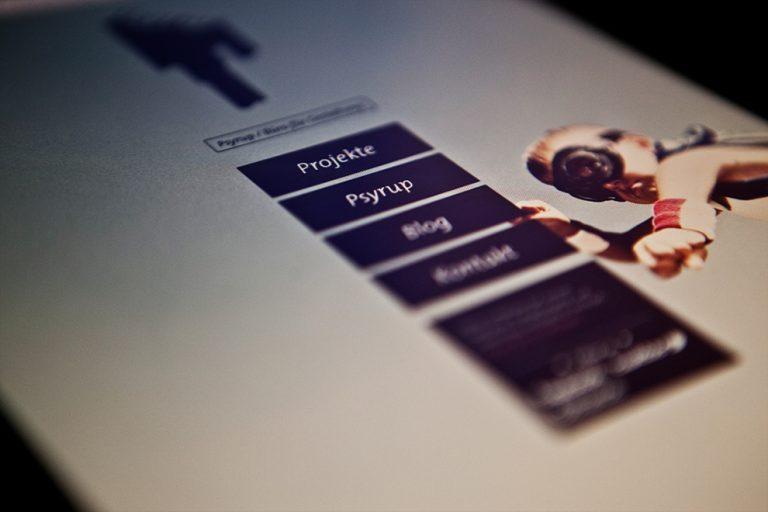 Identité visuelle / Psyrup
