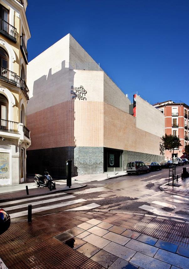 Le nouveau marché de San Anton / QVE architecte