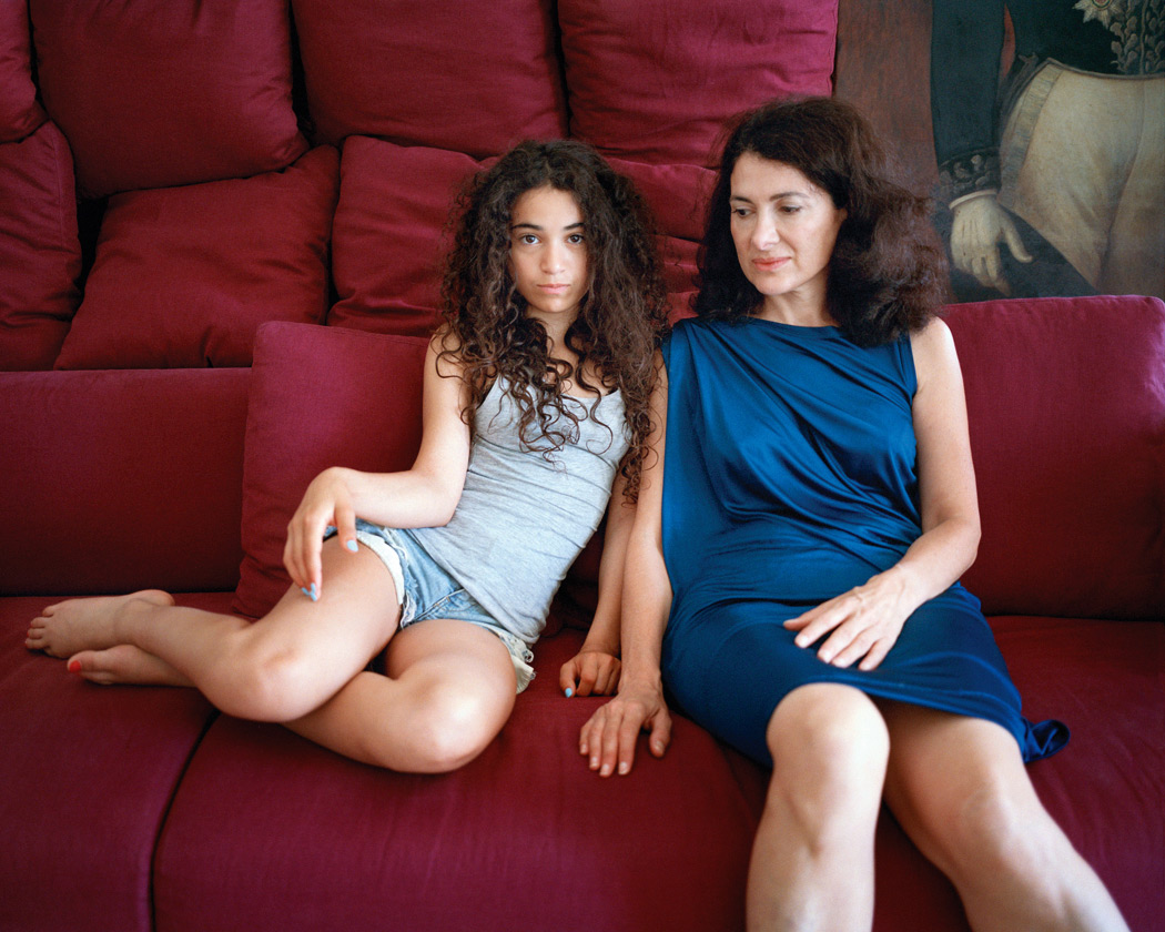 rania matar mothers and daughters