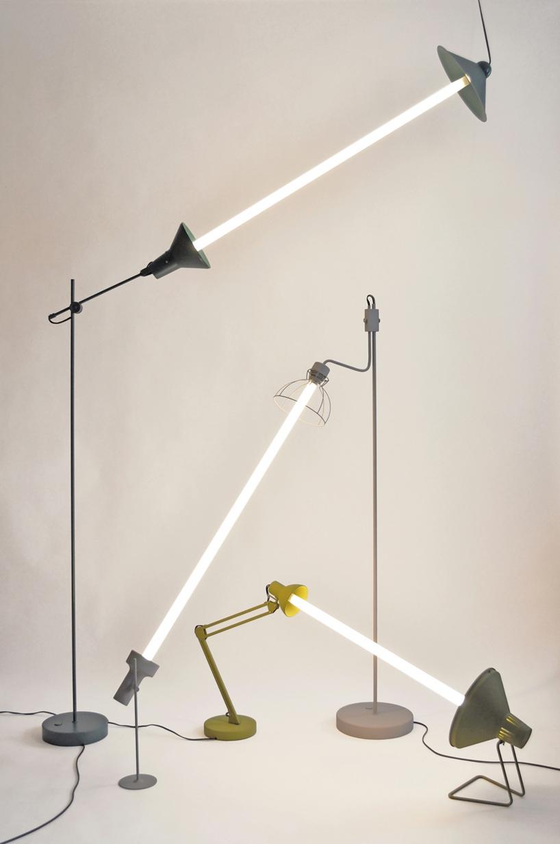 design d'objet, luminaire, lampe, éclairage basse consommation, récupération