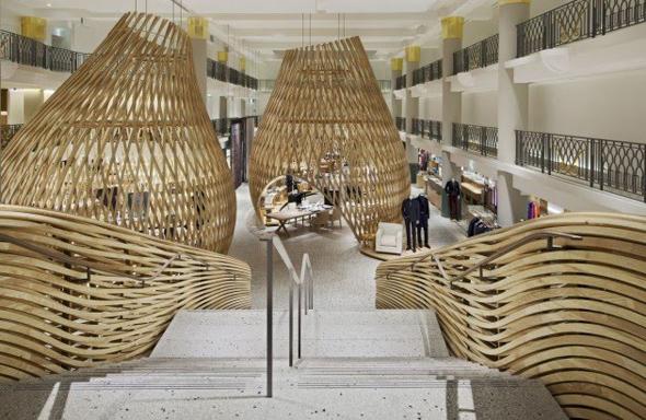 Boutique Hermès / RDAI