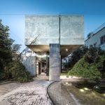Résidence à Kifissia / Tense Architecture Network