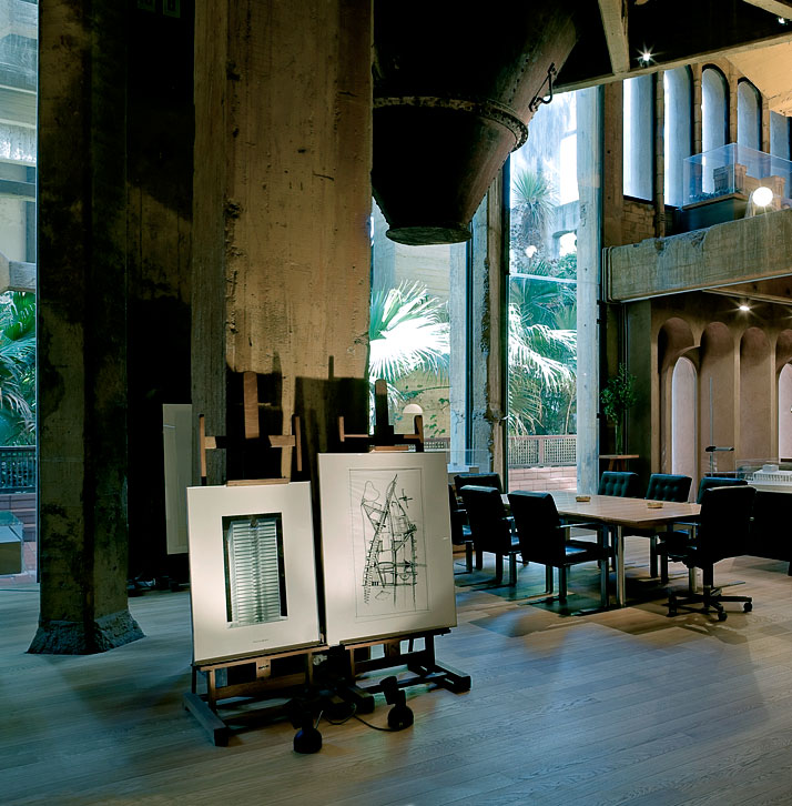 The Cement Factory / Ricardo Bofill