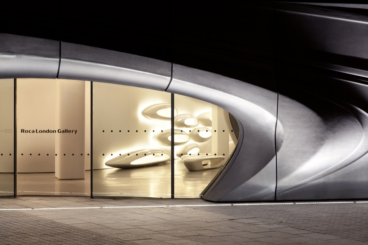 La Roca London Gallerie / Zaha Hadid