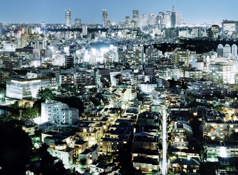 Urban Landscapes / Satoshi Minakawa