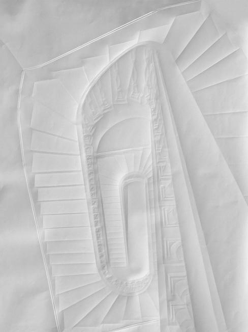 Papier Arbeiten / Simon Schubert