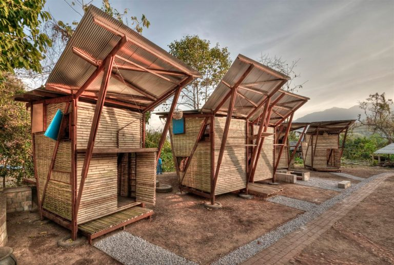 Soe Ker Tie House / TYIN Tegnestue Architects