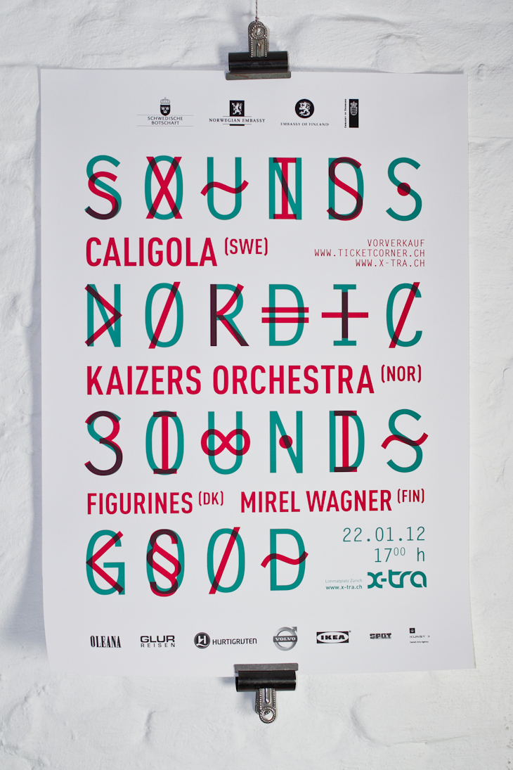 Sounds Nordic Sounds Good / WAAITT